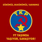 Türkiye Komünist Partisi 97 Yaşında!