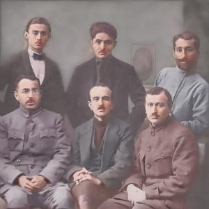 Mustafa Suphi ve Yoldaşları